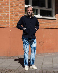 Gardener Shirt Jacket Dark Navy - Meadow of Malmö