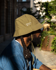 Gore Tex Bucket Hat Shale Stone - Meadow of Malmö