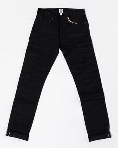Gustave 13.5 oz Black Selvage Jeans - Meadow