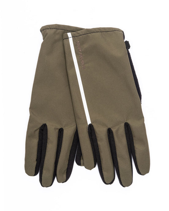 Hidra Windstopper Tech Glove Shale Stone - Meadow of Malmö