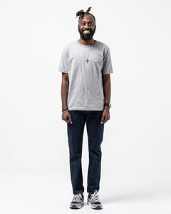 Luca Tee Graphite Grey - Meadow