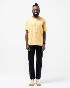 Luca Tee Washed Sunflower - Meadow