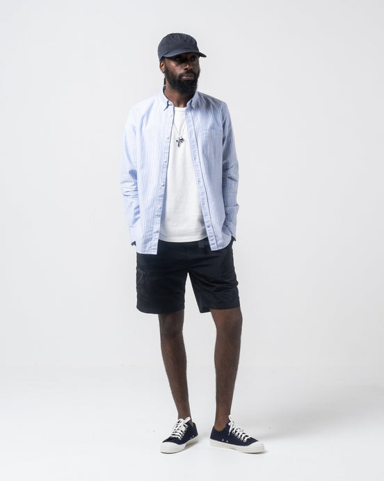 Luther GMD Nylon Shorts Dark Navy - Meadow of Malmö