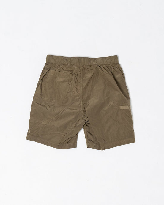 Luther GMD Nylon Shorts Ivy Green - Meadow of Malmö