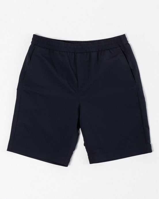 Luther Travel Shorts Dark Navy - Meadow