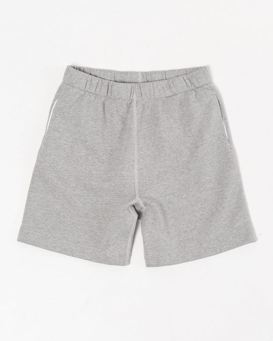 LWC Sweatshort Heather Grey - Meadow