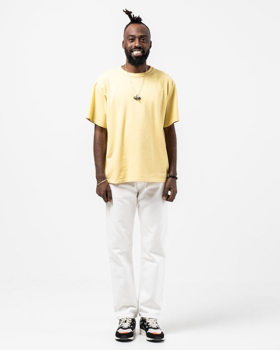 Makaha SS T-Shirt Dusky Citron - Meadow of Malmö