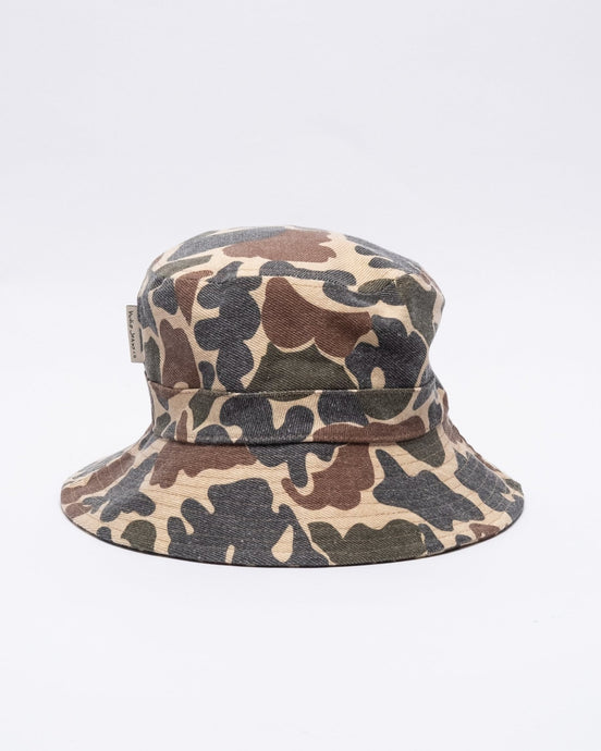 Martinsson Safari Hat Camo Multi - Meadow