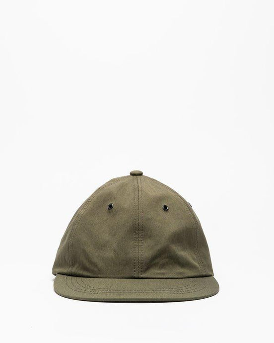 Mechanic Cap Olive Twill - Meadow of Malmö