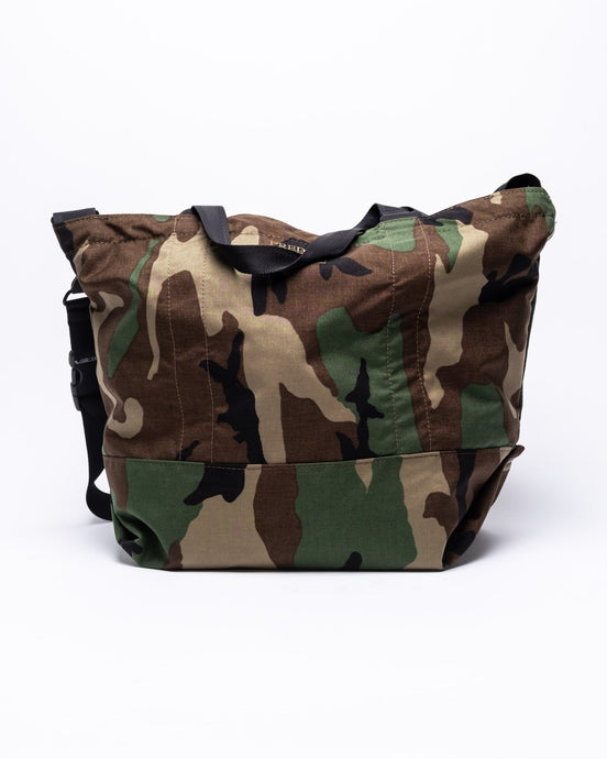 Modulation Tote Bag Camo - Meadow of Malmö