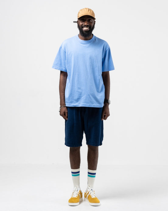 New Yorker Shorts Indigo - Meadow