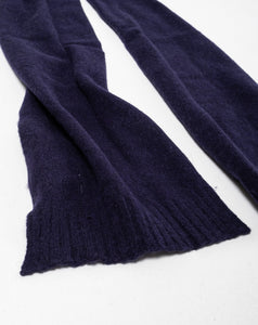 Norse Brushed Scarf Dark Navy - Meadow of Malmö