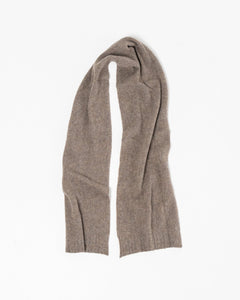 Norse Brushed Scarf Shale Stone - Meadow of Malmö