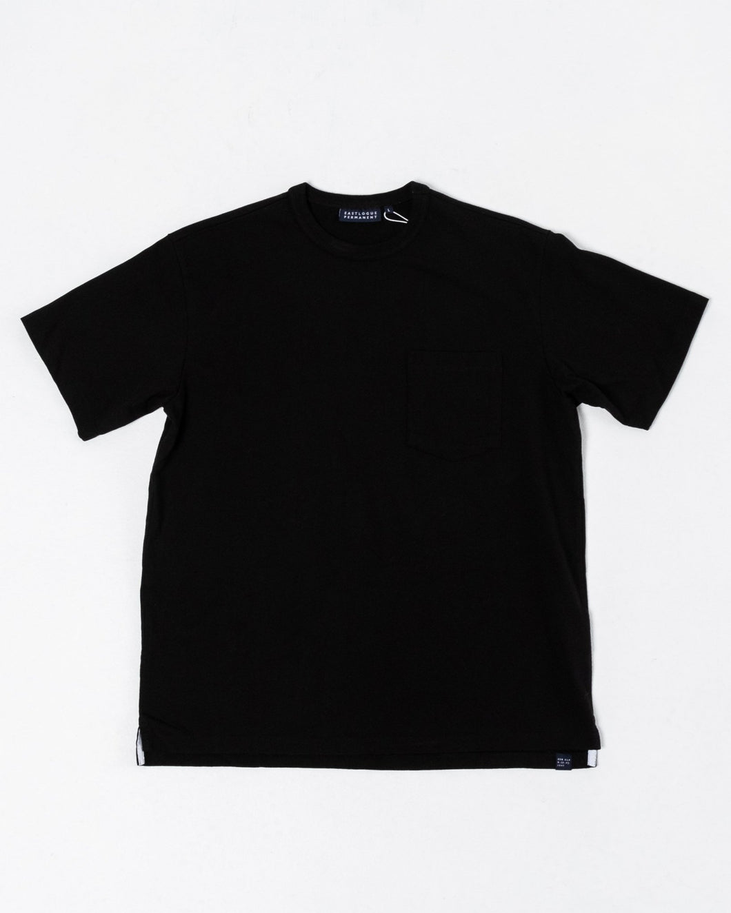 One Pocket T-Shirt Black - Meadow of Malmö