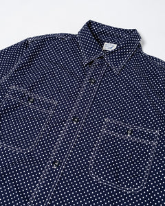 Work Shirt Polka Dot