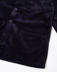 Overshirt Cord Deep Blue - Meadow of Malmö
