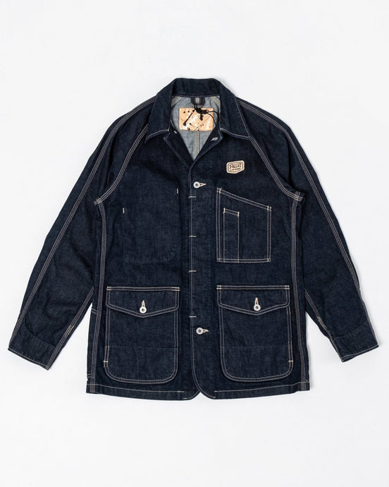 Painter Jacket ID Denim - Meadow