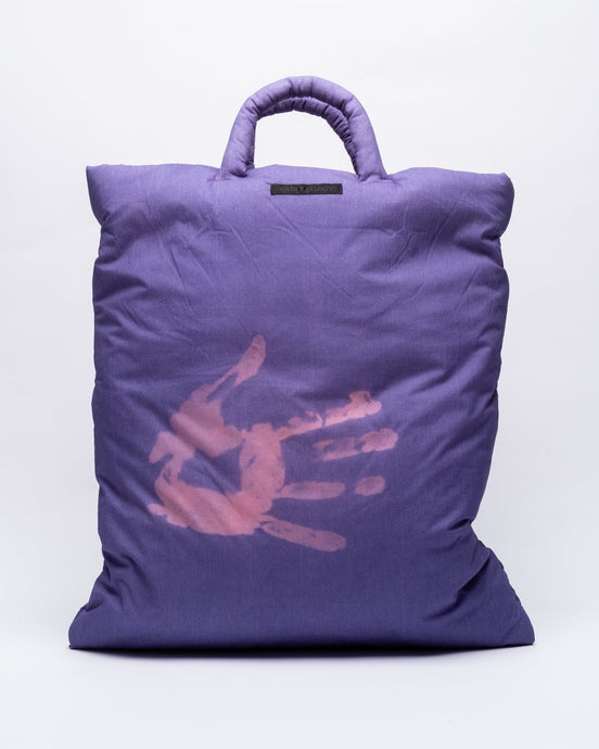 Pillow Tote Thermochromic Purple - Meadow