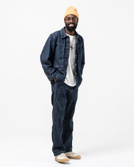PW Denim Coverall AW One Wash - Meadow of Malmö
