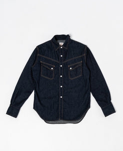Ranchman Shirt Denim - Meadow of Malmö