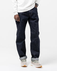 Raw 5 Pocket Denim Standard - Meadow