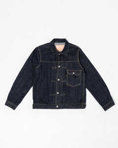 Raw Workers Jacket One Wash - Meadow of Malmö