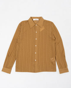 Ripley Shirt Medallion Yellow - Meadow