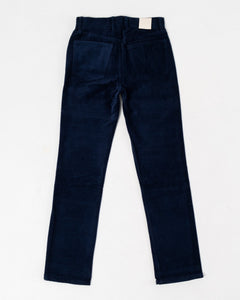Sin Cord Jeans Navy Blue - Meadow