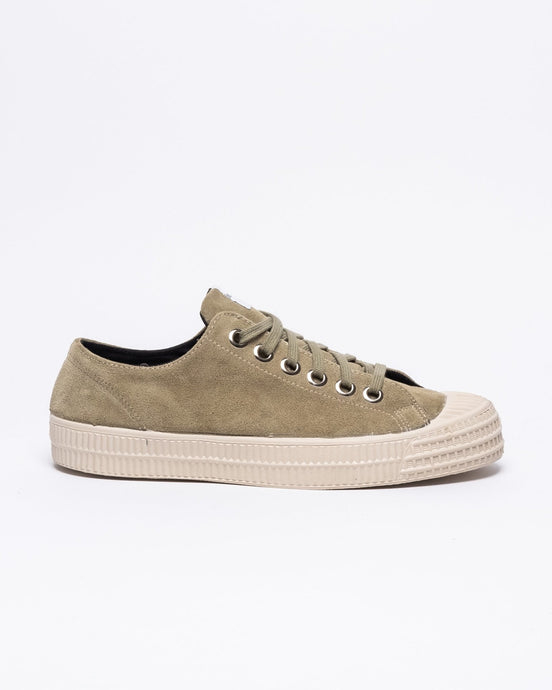 Star Master Suede Olive Wheat - Meadow of Malmö