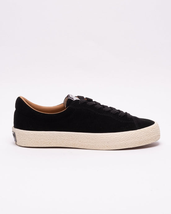 Suede LO Black/White - Meadow