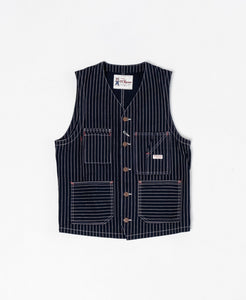 Tabbys Vest Blue Wabash - Meadow of Malmö