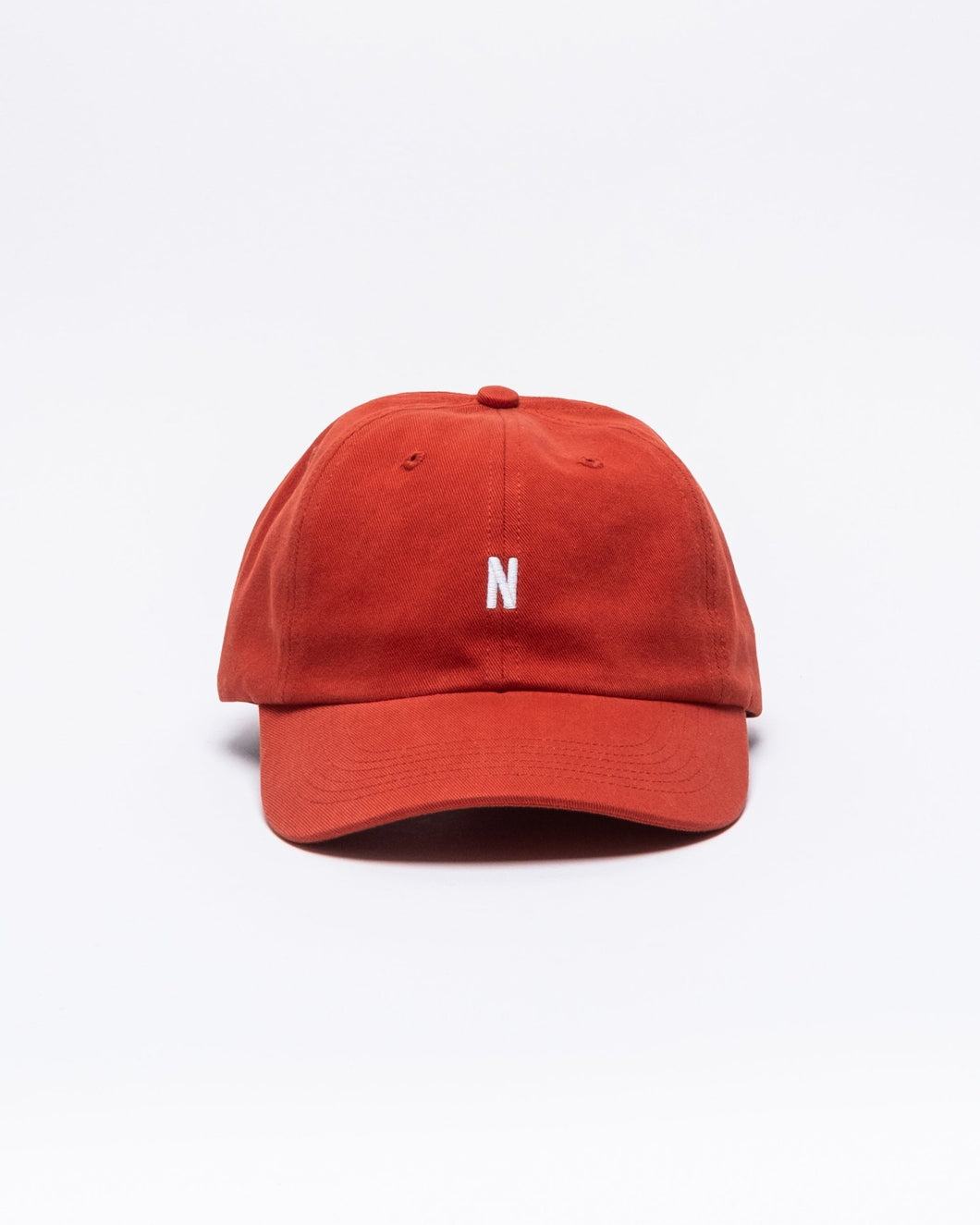 Twill Sports Cap Carmine Red - Meadow of Malmö
