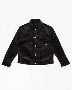 Type I Jacket Black - Meadow of Malmö