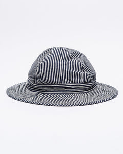 US Navy Hat Hickory Stripe - Meadow