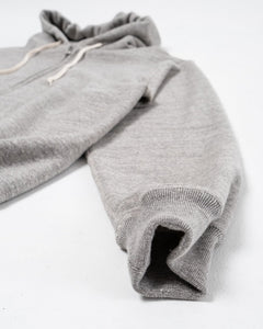 Zip-Up Hooded Sweatshirt Heather Gray - Meadow