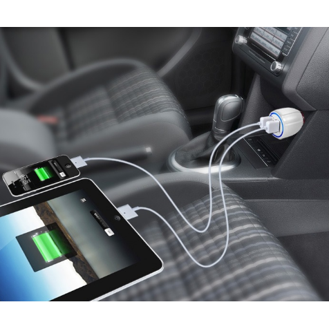 """The Clean Phone PRO"" Advanced UV Sanitizer and Wireless Charger, with Car Charger and Essential Oils - The Clean Phone"