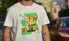 Load image into Gallery viewer, White Hopper T-Shirt