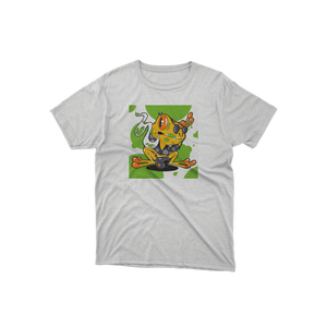 White Hopper T-Shirt