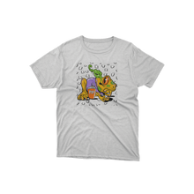 Load image into Gallery viewer, White Mike T-Shirt