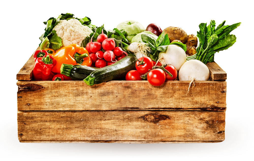 Seasonal Vegetable Box