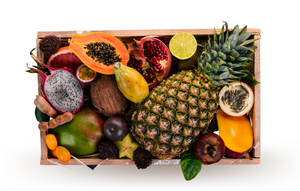 Load image into Gallery viewer, Exotic Fruit Box Delivery