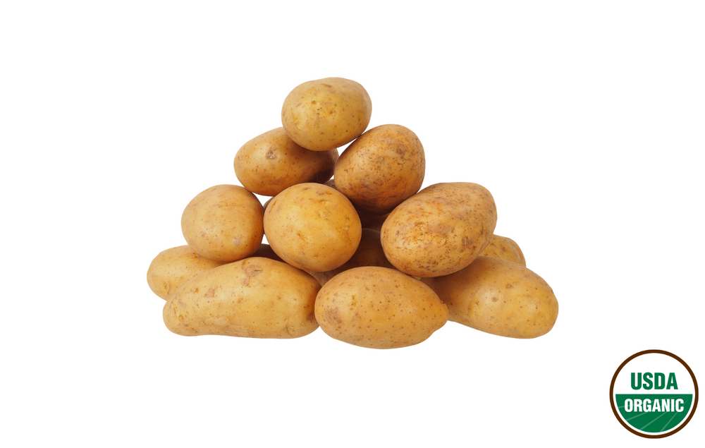Organic Yukon Potatoes