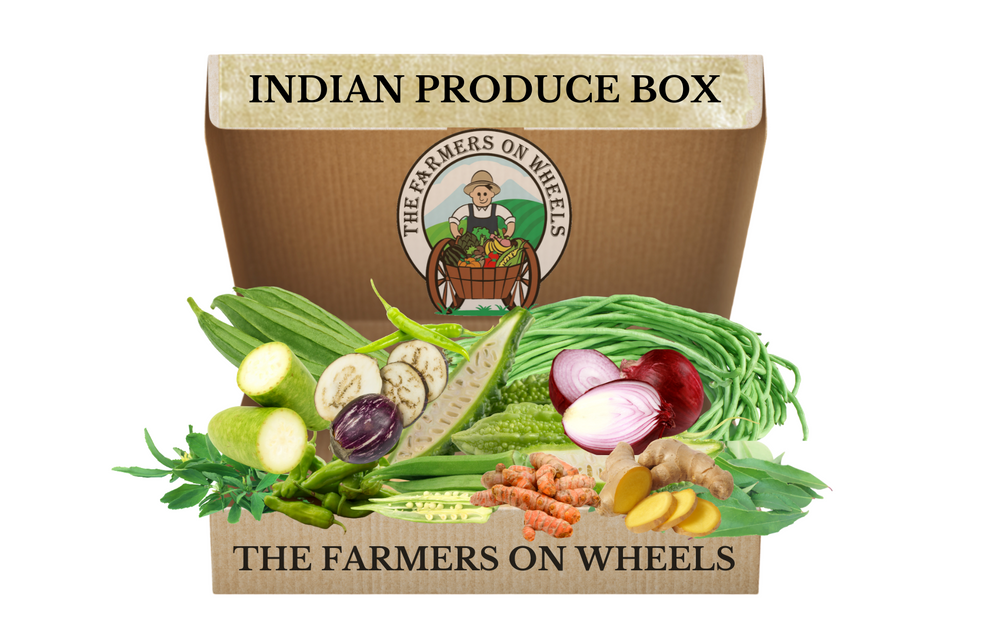 Load image into Gallery viewer, Indian Produce Box