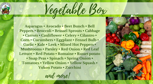 Load image into Gallery viewer, Seasonal Vegetable Box