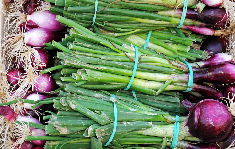 Load image into Gallery viewer, Red Spring Onions
