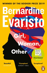 Girl, Woman, Other by Bernardine Evaristo (Paperback)