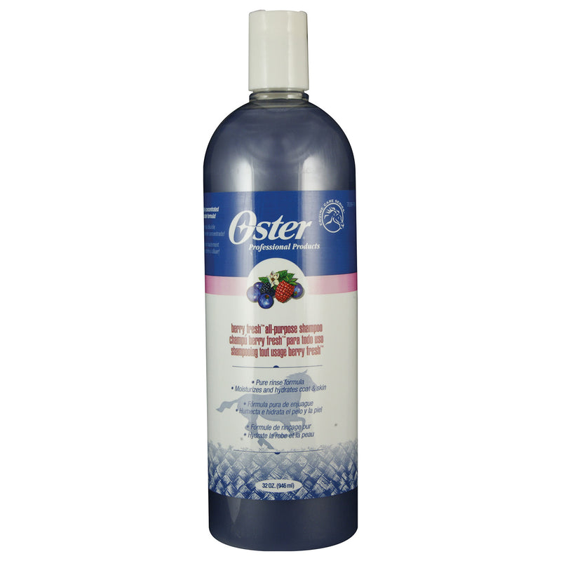 Oster Berry Fresh All Purpose Shampoo