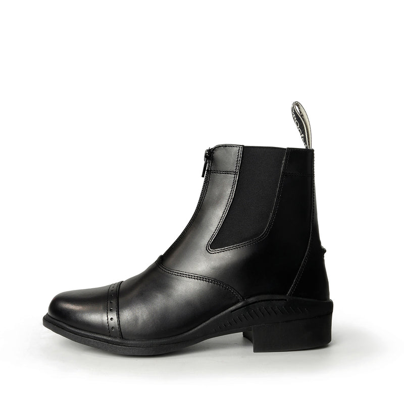 Brogini Tivoli Zipped Boots Adult Black