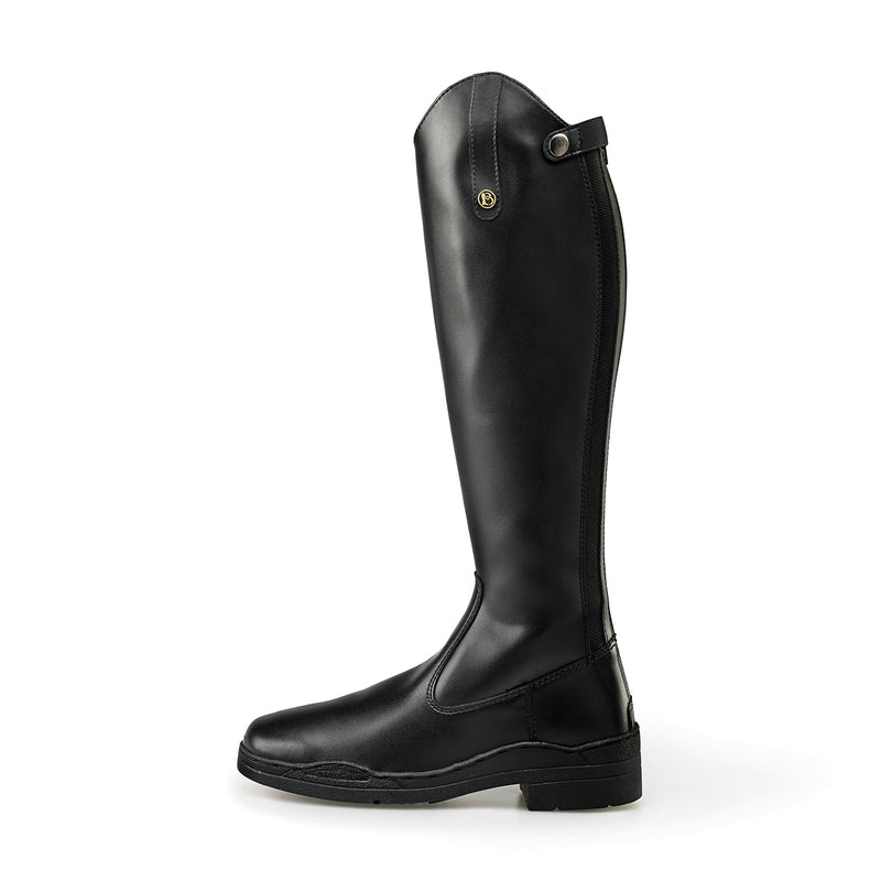 Brogini Modena Synthetic Long Boots Adult Wide Black