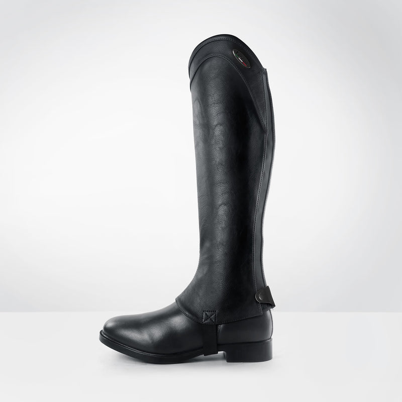 Brogini Marconia Synthetic Gaiters Tall Black